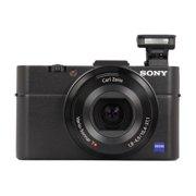 Sony Cybershot DSC-RX100M2 Digital Still Camera - Black