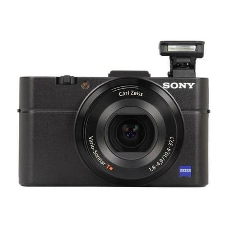 Sony Cybershot DSC-RX100M2 Digital Still Camera - Black (Sony 65 Camera)