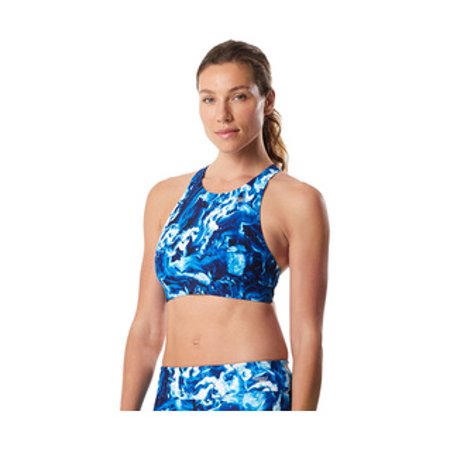 42d909de2c Speedo - Speedo Bikini Top AQUA ELITE High Neck - Walmart.com