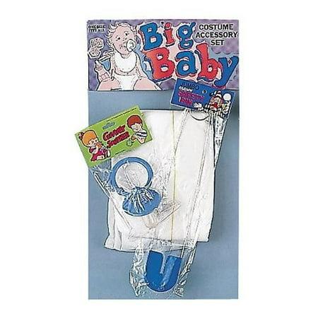 Blue Baby Kit Adult Halloween Accessory - Halloween Blues