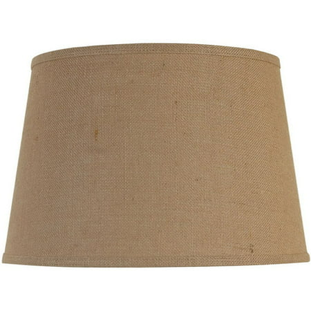 Gingham Lamp Shade (Better Homes & Gardens Large Lamp Shade, Burlap )