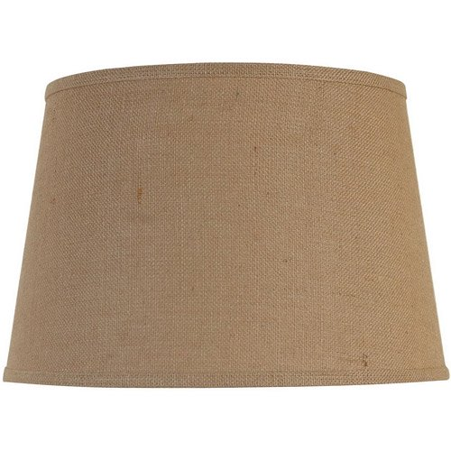 Better homes gardens bell shaped lamp shades better homes and gardens large lamp shade burlap aloadofball Choice Image
