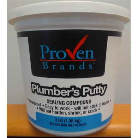 Proven Brands 3000 14 oz 3000 Plumbers Putty | Walmart Canada