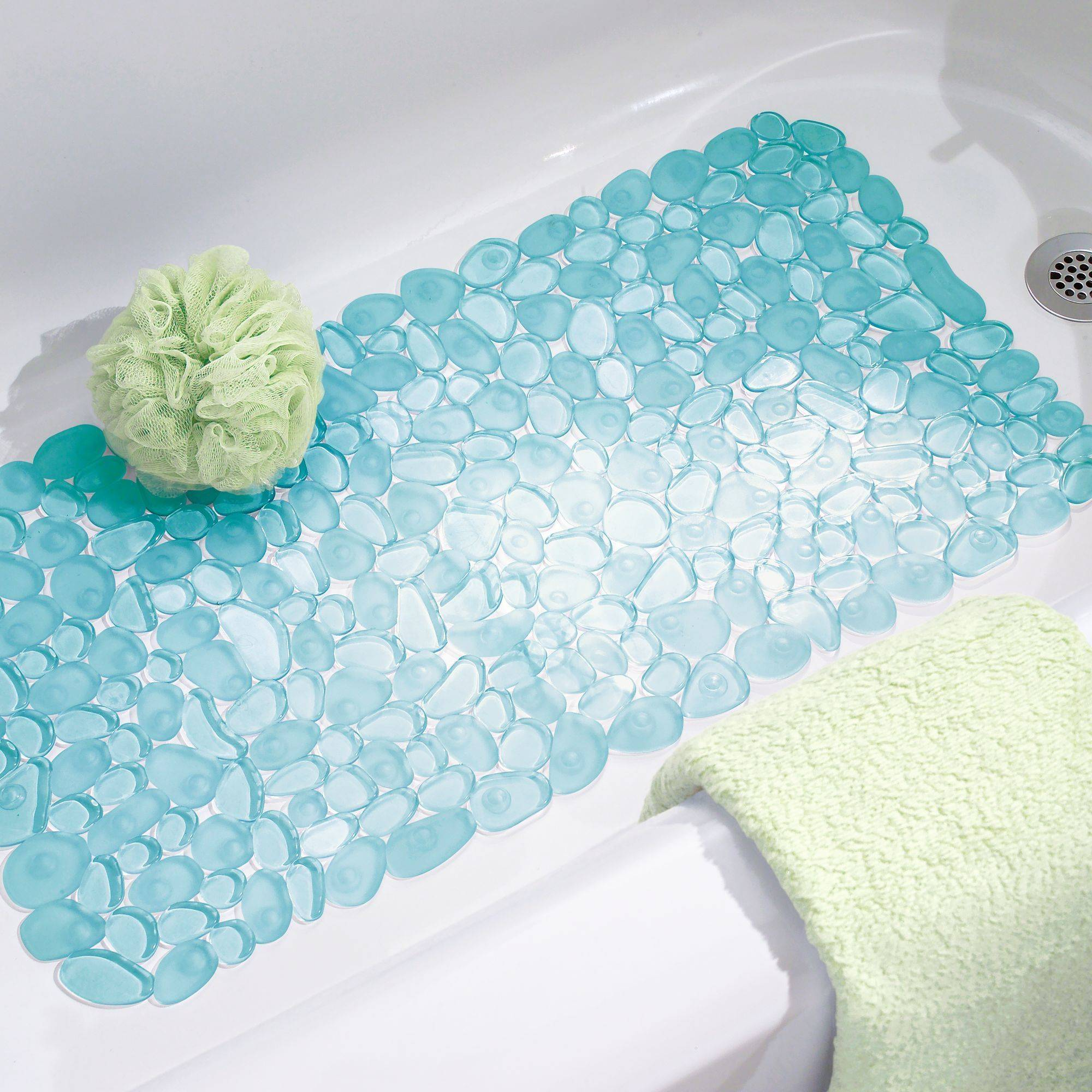 InterDesign Pebblz Bath Mat