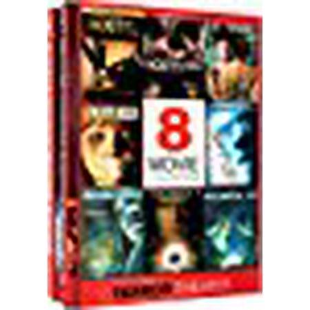 Terror Theater-8 Frightening Films [DVD] - Fantasias De Halloween Filmes De Terror