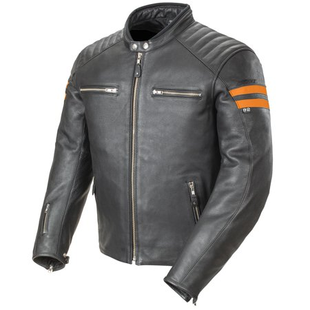 Joe Rocket Racing Leathers (Joe Rocket Classic 92 Leather Jacket )