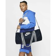 Nike Heritage Obsidian/White Duffel Bag