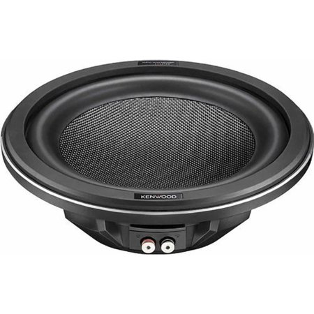 Kenwood Excelon Kfc Xw1200f 12   1400 Watt Shallow Mount Car Subwoofer