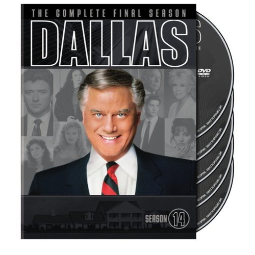 DALLAS-COMPLETE 14TH SEASON (DVD/5 DISC/FF-4X3)
