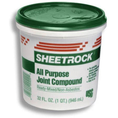 - U S GYPSUM Joint Compound, Ready-To-Use, 1.75-Pt. 380270