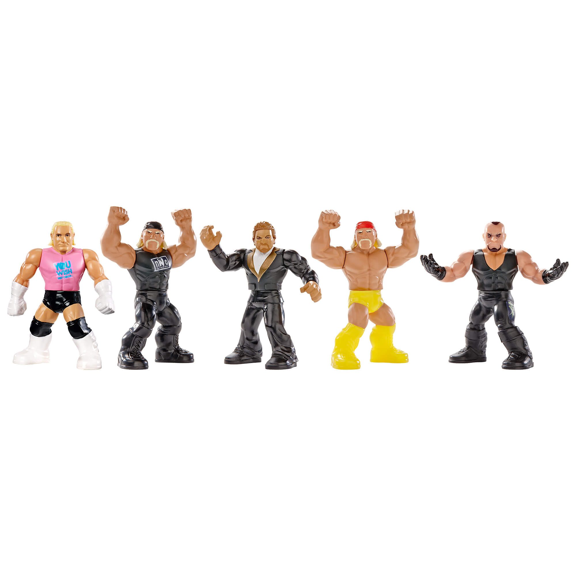 WWE Mighty Minis (Styles May Vary) by Mattel