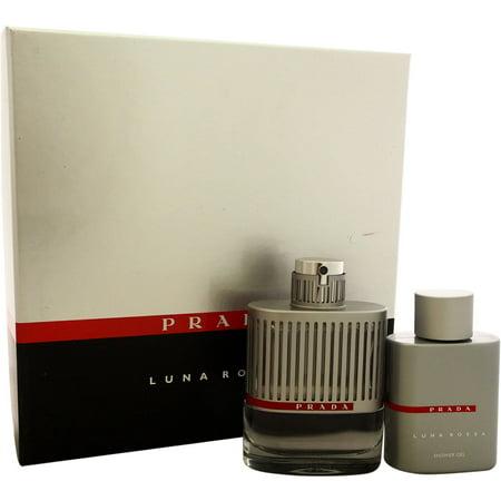 Prada Luna Rossa for Men Gift Set, 2 pc