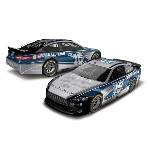 Nascar Action Racing HOF Inductee Class of '15 1:24 Scale Platinum Die-Cast No Size by Lionel LLC