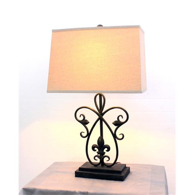Teton Home TL-016 Table Lamp - Pack of 2