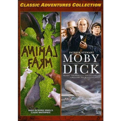 Classic Adventures Collection 3: Animal Farm / Moby Dick (Full Frame)