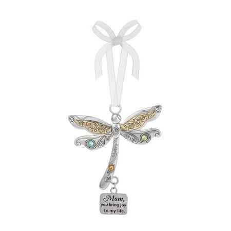 Dragonfly Ornaments (Ganz ER65151 Mom Dragonfly)