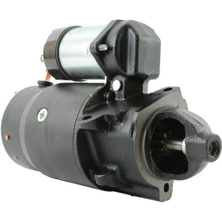 NEW STARTER FITS GMC C1000 C1500 C25 C2500 C35 C3500 SUBURBAN SPRINT V8 1107892