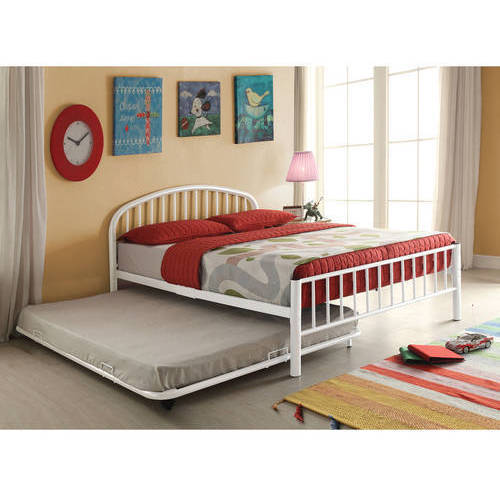 cailyn twin bed with trundle white