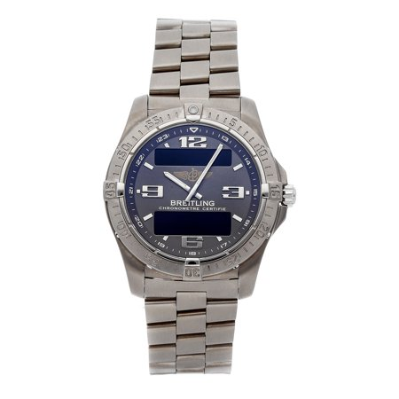 Pre-Owned Breitling Aerospace Avantage E7936210/M513