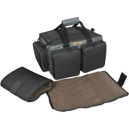 Allen Rangemaster Range Bag w/ Pistol Rug, Black