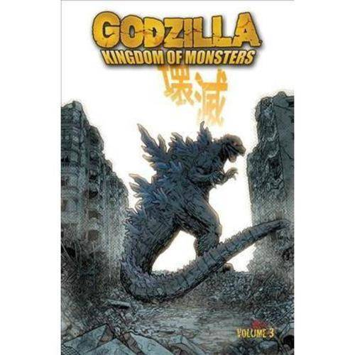 Godzilla Kingdom of Monsters 3