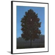 Le seize septembre Framed Art Print Wall Art  By Rene Magritte - 23.5x29