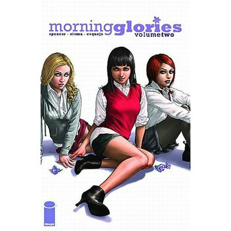 Morning Glories Volume 2](Morning Glory Stationery)