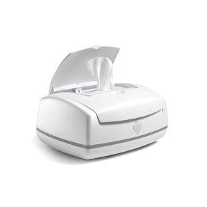 Prince Lionheart Premium Wipes Warmer - White|Grey
