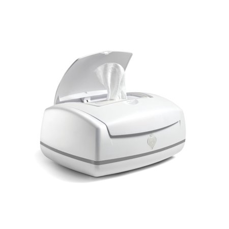 Prince Lionheart Premium Wipes Warmer - White/Grey