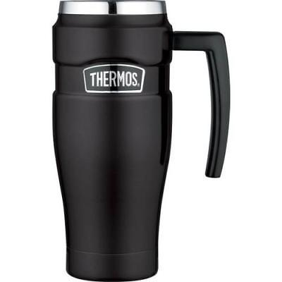 Thermos Vacuum Insulated Travel Mug With Handle