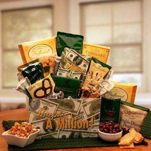 A Sincere Thank You Gift Basket - Walmart.com