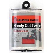Helping Hands 60042 200 ft. White Cotton Handy Cut Twine - Pack of 3