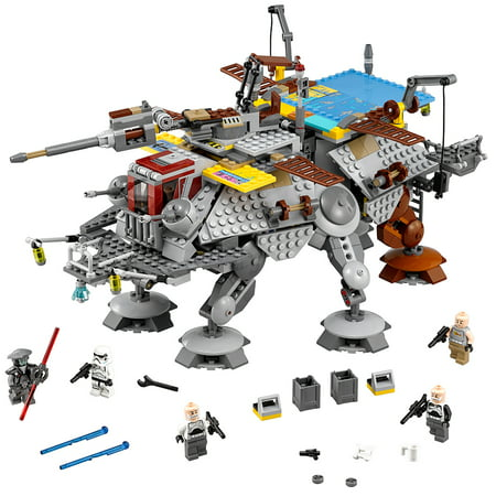 LEGO Star Wars TM Captain Rex's AT-TE™ - Walmart Star Wars Toys