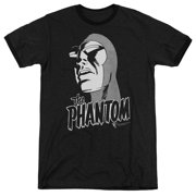 Phantom Inked Mens Adult Heather Ringer Shirt