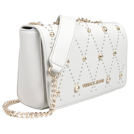 - Versace EE1VTBBEB E807 Light Grey Shoulder Bag