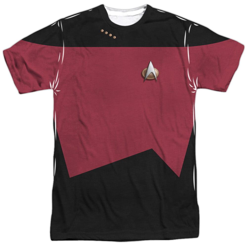 Trevco Star Trek The Next Generation TNG Command Uniform ...