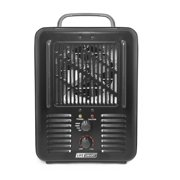Lifesmart Deluxe Milkhouse Heater with Dial Thermostat and Carry Handle