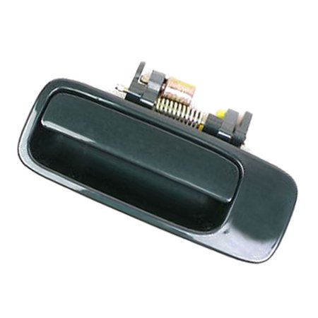 4AMCA Rear Left Driver Side Exterior Outside Door Handle For 97-01 Toyota Camry 6R1 Woodland Green Pearl 1997 1998 1999 2000 2001