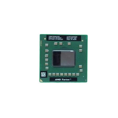 Refurbished AMD Turion 64 X2 RM-72 2.1GHz Socket S1 1800MHz   TMRM72DAM22GG