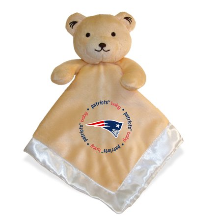 Baby Fanatics NFL New England Patriots Security Bear - Tan