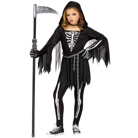 Midnight Reaper Child Costume