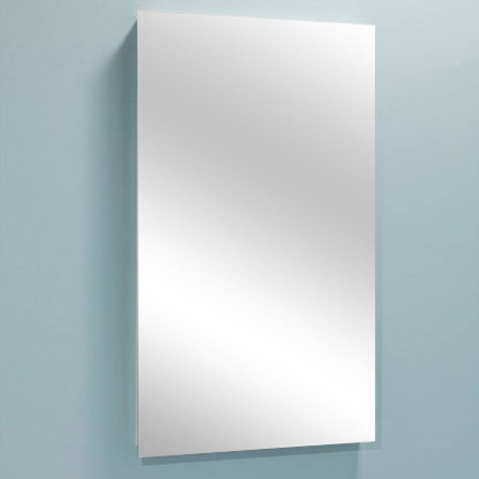 Jensen Medicine Cabinet Focus Frameless 16W x 22H in. Medicine Cabinet B7233 by Lighthouse Distribution Corp