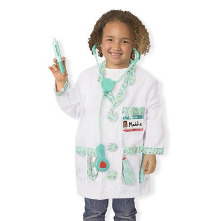 Dexter Educational Toys DEX213 Toddlers Dress-Up Outfit Doctor for $<!---->