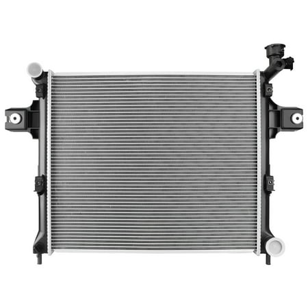 Radiator For 2005-2010 Jeep Grand Cherokee Laredo Commander V6 3.7L V8 4.7L