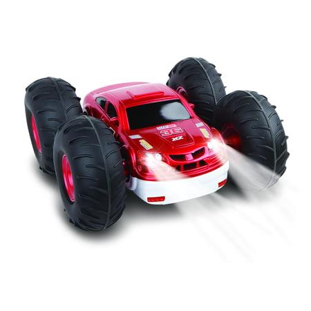 Sharper Image RC Flip Stunt Rally (Best Rc Rally Car)