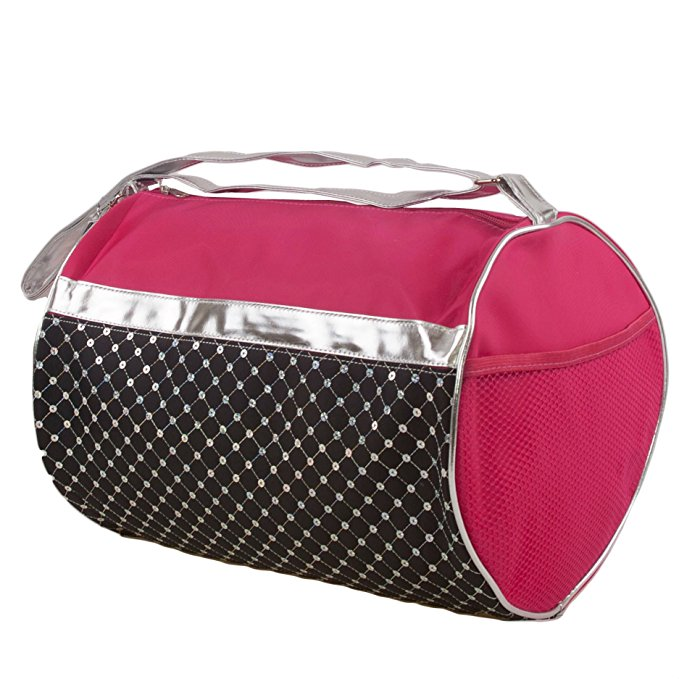 Little Girls Ballet Duffle Dance Bag
