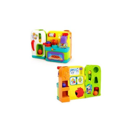 Bright Starts Get Cookin' Kitchen Toy Multi-Colored by Bright Starts