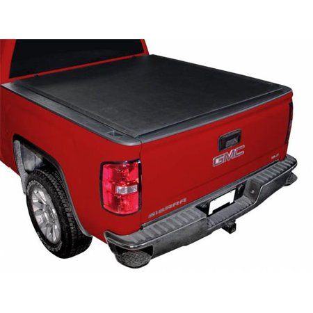 Rugged Liner COLRC-C6507 6.5 ft. Old Body Style Soft Rollup Tonneau Cover without Utility Track for 2007-2013 Silverado, Sierra & 2014 2500, 3500 Heavy Duty - image 1 of 1