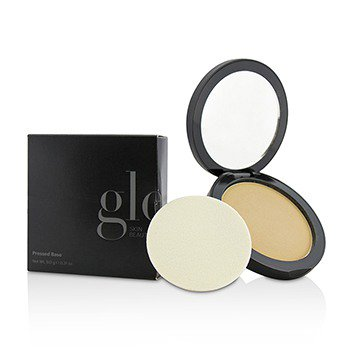 Base Skin Tint Foundation (Glo Skin Beauty Pressed Base - Natural Medium 0.31 oz Foundation )