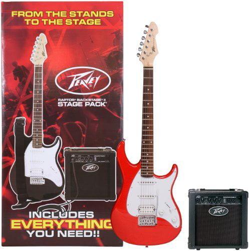 Peavey 03585300 Rapture + Stagepack Red 120us